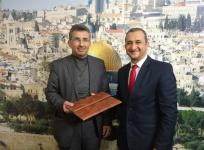 ضامن توقع اتفاق تعاون مع جمعية تجار الألبسة