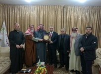 ضامن تزور جمعية دار الكتاب والسنة